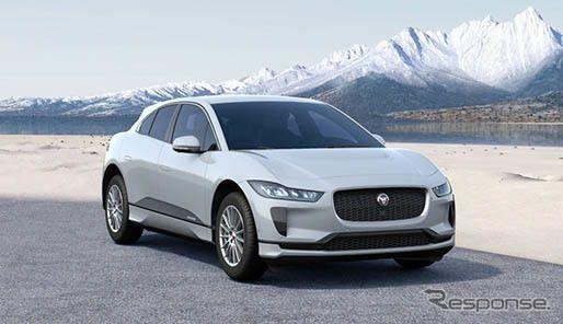 カレコカーシェアリング、ジャガー I-PACE を追加 1000万円のEV導入は国内初