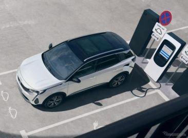 プジョー 3008 改良新型にPHV、燃費は83.3km/リットル…欧州発表