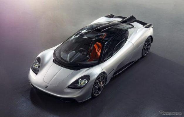 ゴードン・マレーの新型スーパーカー『T.50』、予約開始から48時間で完売