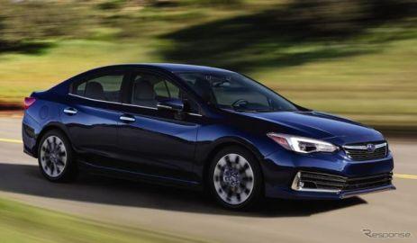 スバル インプレッサ に2021年型、「SI-DRIVE」を拡大展開 10月米国発売へ