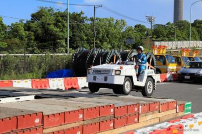 震度6強の地震発生、緊急車両の通行ルートを確保せよ…首都高が防災訓練実施