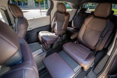 トヨタ シエナ 2021年型のシートは3割軽量化 BASF