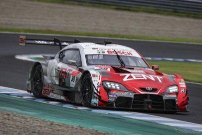 【SUPER GT 第4戦】ZENT Supraの立川祐路がGT500最多となる24度目のポールポジションを獲得