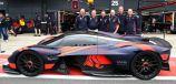 アストンマーティン・ヴァルキリー のプロトタイプ《photo by Aston Martin》