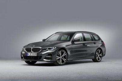 BMW 3シリーズ、エントリーモデル「318iツーリング」を追加…523万円より