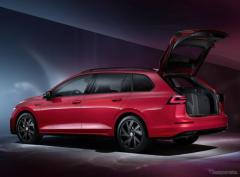 VW ゴルフ・ヴァリアント 新型、新開発マイルドハイブリッド搭載…予約受注を欧州で開始