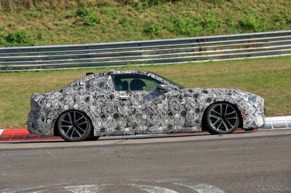 クーペだけはFRを継続!BMW 2シリーズ クーペ、ニュルで初の高速テスト