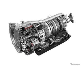 ZF、ジープ ラングラー 初のPHVに8速AT供給へ…モーターと一体設計
