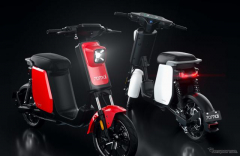 セレンスが二輪車市場に参入…中国の電動スクーターにAI音声アシスタントが採用