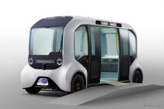 トヨタの自動運転EV、東京オリンピック・パラリンピック向け…北京モーターショー2020出展へ