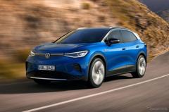 VWの新型EV『ID.4』、航続520kmの電動SUV