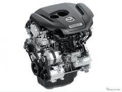 マツダ、直噴ガソリンエンジンの高圧縮比燃焼技術で日本機械学会賞