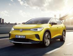 VWの新型EV『ID.4』、先行予約受注を欧州で開始…4万9950ユーロから
