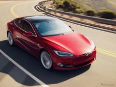 テスラ モデルS に量産車世界最速「プレイド」…3モーター1100馬力 2021年後半に米国発売