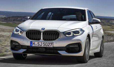 BMW 1シリーズ と 2シリーズグランクーペ、新エンジン搭載…11月から欧州で