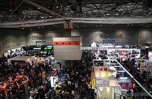 中止決定【大阪モーターサイクルショー2021】…こちらも2年連続で