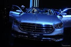 メルセデスベンツ Eクラスセダン 改良新型にロングホイールベース、140mm長い…北京モーターショー2020