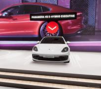 ポルシェ パナメーラ 改良新型、新PHVは560馬力…北京モーターショー2020で発表
