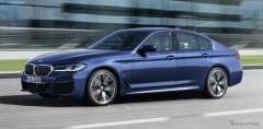 BMW、最新のコネクトと先進運転支援を搭載…11月生産分から欧州で