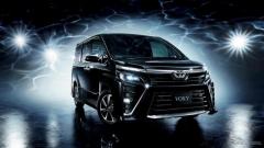 トヨタ、ヴォクシー と ノア に高級感と快適性を高めた特別仕様車
