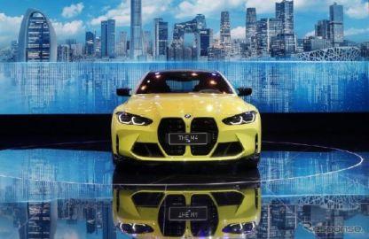 BMW 4シリーズ 新型に頂点、 M4 新型は510馬力…北京モーターショー2020で発表