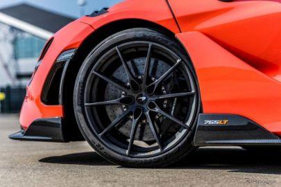 ピレリ「P Zero Trofeo R」、マクラーレンの軽量スーパーカーに純正採用