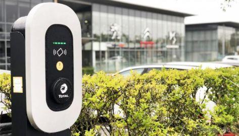 PSAグループ、電動化を加速…充電ステーションを欧州の全施設に設置へ…約500か所