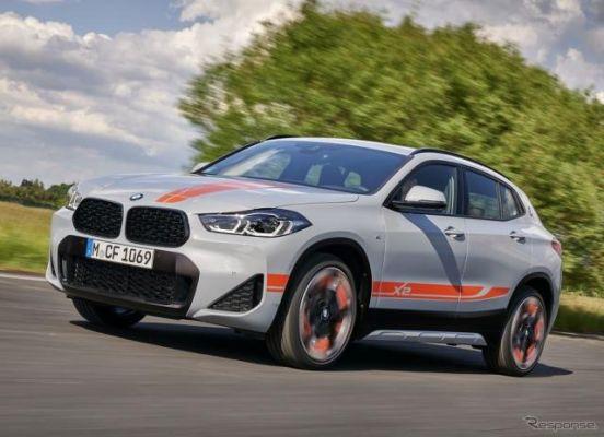 BMW X2 に新たな「M」、スポーティな「Mメッシュエディション」…11月欧州発売へ