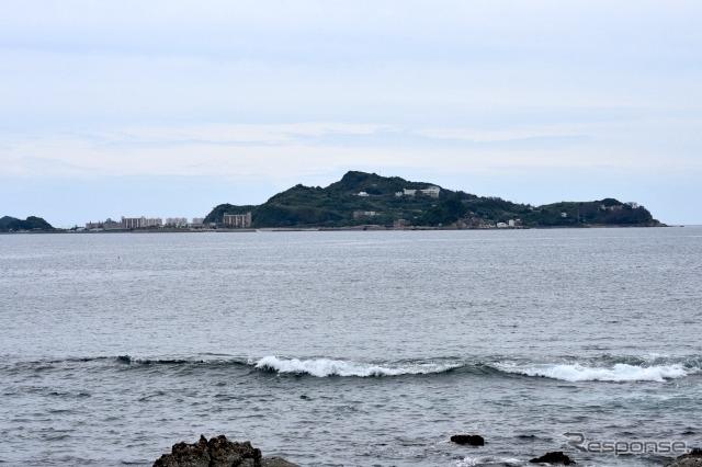 長崎県高島《写真提供 写真AC》