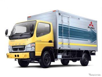 三菱ふそう、インドネシアでトラックのオンライン販売を開始