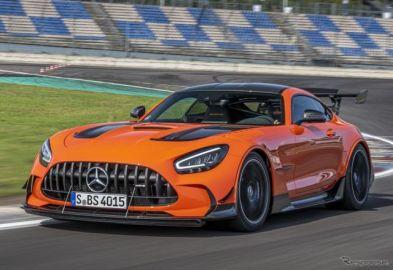 メルセデスAMG GT 、最強「ブラックシリーズ」は730馬力…欧州発売