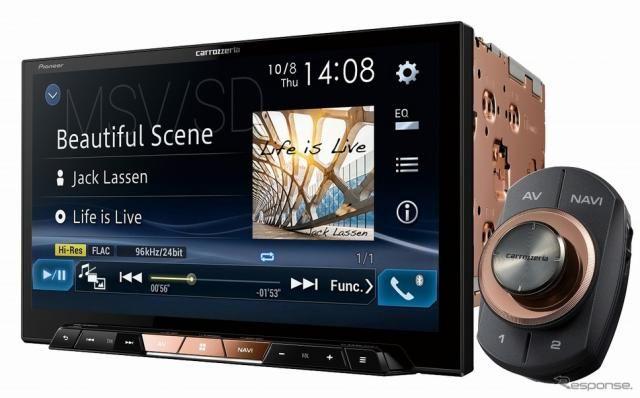 高音質追求のサイバーナビX、2020冬モデル2機種を発売