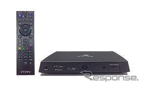 ひかりTV対応チューナー「ST-4500」《写真提供 パイオニア》