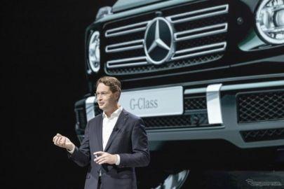 メルセデスベンツ、Gクラス や GLS を電動化…新戦略を発表