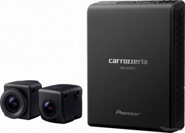 パイオニア、カーナビ連動2カメラドラレコ発売へ 高画質大画面で操作・確認が可能