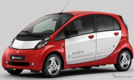 三菱 i-MiEV、電動コンプレッサー内部で漏電のおそれ…9000台をリコール