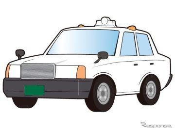 タクシーへの持込、動物はOK…制限物品を改定へ
