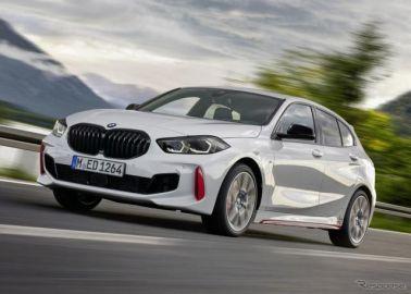 BMW 1シリーズに「ti」復活、265馬力ターボのFFスポーツ…欧州発表