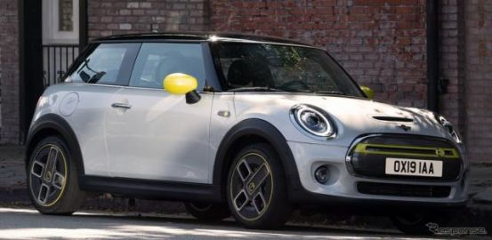 MINI世界販売、日本は外国メーカー車モデル別登録台数で4年連続首位 2020年1-9月