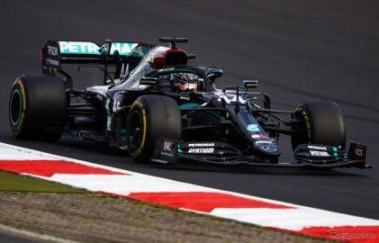 【F1 アイフェルGP】ハミルトンが、シューマッハの持つ最多勝利記録に並ぶ91勝目を記録
