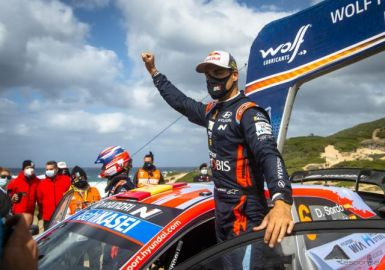 【WRC 第6戦】ヒュンダイが1-2、優勝はソルド…トヨタのオジェ3位