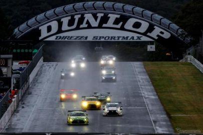 【スーパー耐久 第2戦】雨模様となったGr.1決勝は16号車ポルシェが優勝