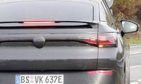 車名は「ID.5」?VW ID.4 にクーペ版も登場…300馬力超のホットモデルも