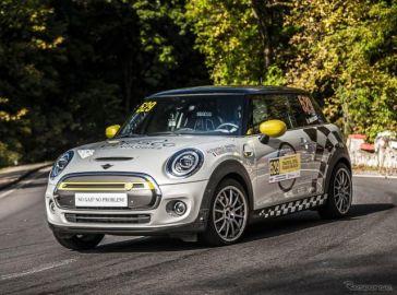 MINI『クーパーSE』、モータースポーツデビュー…EVレーサー開発プロジェクトの一環