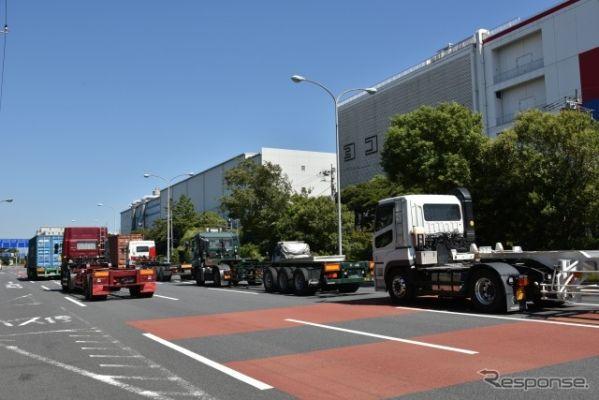 ソフトバンクと日本通運、物流DXを支援する新会社設立…第1弾はトラック配車支援サービス