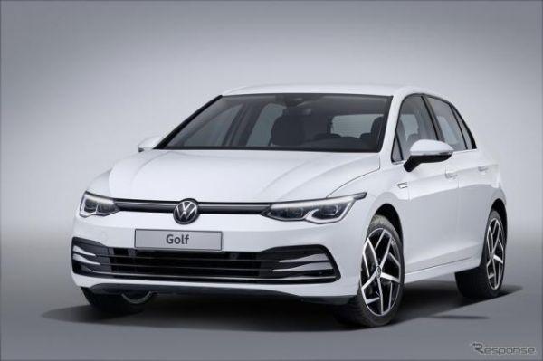 ドイツカーオブザイヤー、VW ゴルフ 新型や ホンダe が最高賞…5部門中3部門がEVに