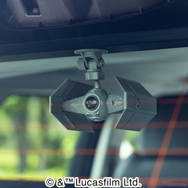 スター・ウォーズ/ドライブレコーダー(C)&TM Lucasfilm Ltd.