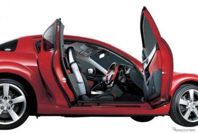 マツダ MX-30 だけじゃない!観音開きドアを採用した7台【懐かしのカーカタログ】