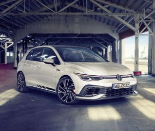 VW ゴルフGTI 新型に300馬力の「クラブスポーツ」、FFハッチ最速が目標…欧州発表
