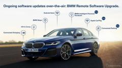 BMW オペレーティングシステム7、新機能が利用可能に…世界規模で無線更新へ[動画]